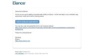 Elance test answers