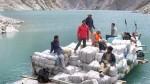 Attabad Lake Hunza Gojal