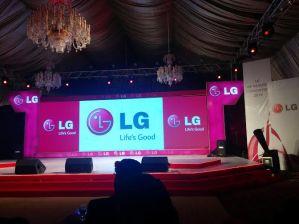 LG Launch