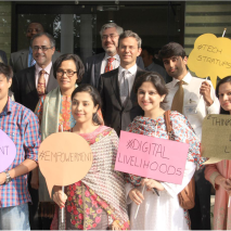 Empowering Pakistani Women - One Digital Task At A Time