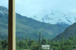 Kamal view from Kamal's KADO office